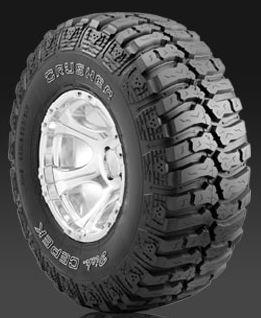 Crusher Tires